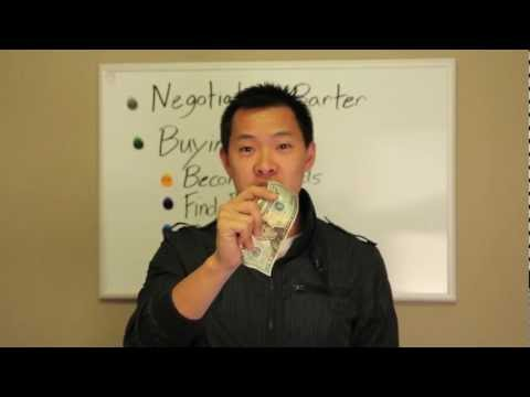 How To Save Money on Craigslist art of Negotiations And Bartering By The Amazing Asian
