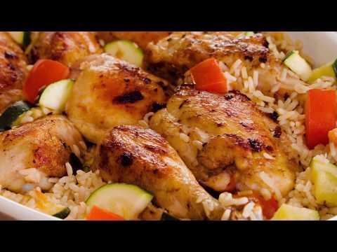 poulet-au-riz-au-cookeo