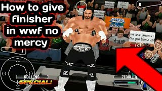 How to give 5 German suplex in wwf no mercy || WWE 2k17 MOD || / WWE