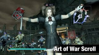 DYNASTY WARRIORS 8 EMPIRES - ART OF WAR GAMEPLAY