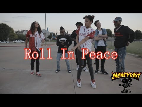 Kodak Black ft. XXXTENTACION - Roll In Peace (Dance Video) shot by @Jmoney1041