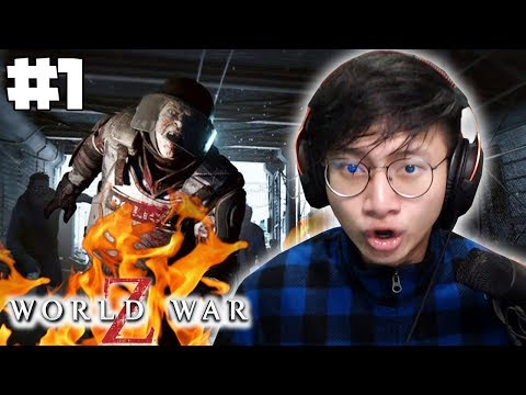 Perang Dengan Jutaan Zombie - World War Z Indonesia #1