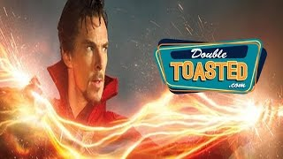 DOCTOR STRANGE MOVIE SPOILERS - Double Toasted Review