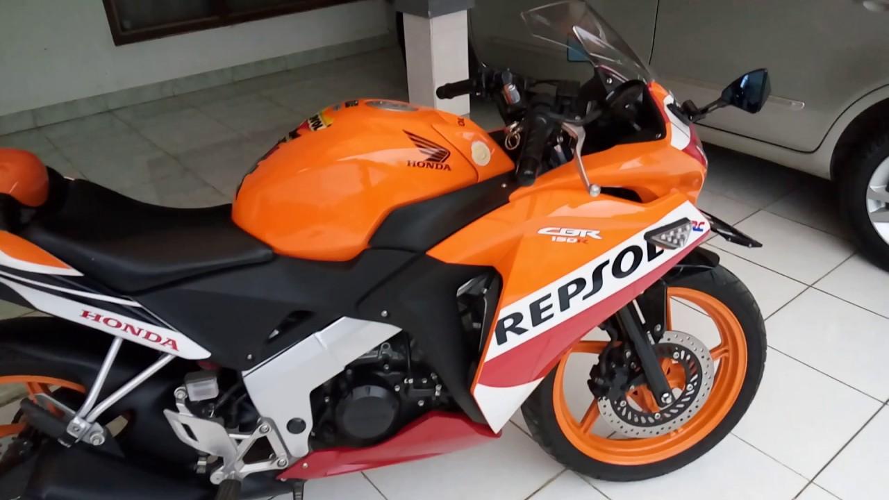 Honda CBR 150 R CBU Modifikasi