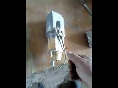 Переделка насоса для прокачки скважин