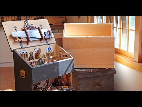 """Build a Dutch Tool Chest"" with Christopher Schwarz - Preview"
