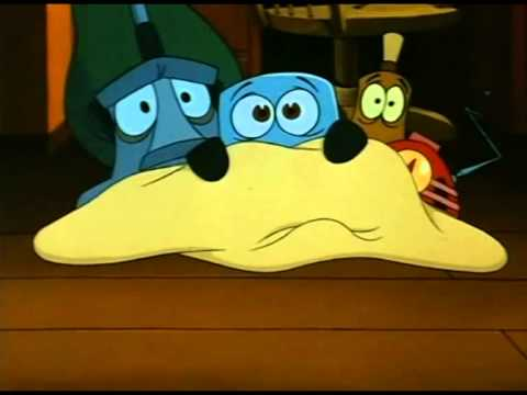 The Brave Little Toaster - It's a 'B' Movie (lyrics) - YouTube