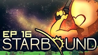 RAIDER OF THE LOST AVIAN TOMB • Starbound • Ep 16