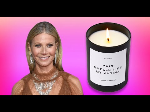 Gwyneth Paltrow's Goop vagina scented candle reportedly explodes ...