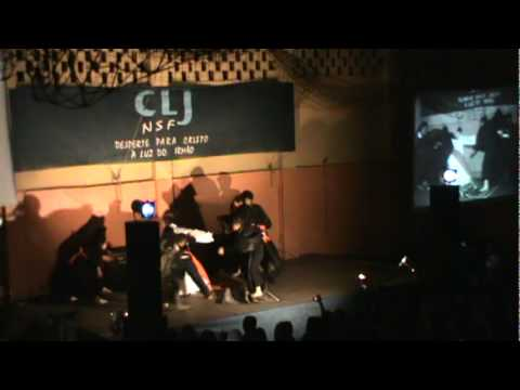 Teatro Festa CLJ NSF 12 anos - O canto das Írias