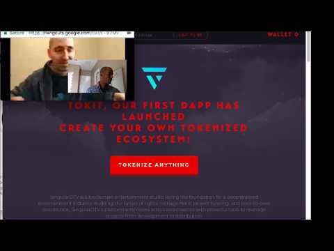 SingularDTV Chat w/ Co-Host Blockchain Investing (aka Wingless)