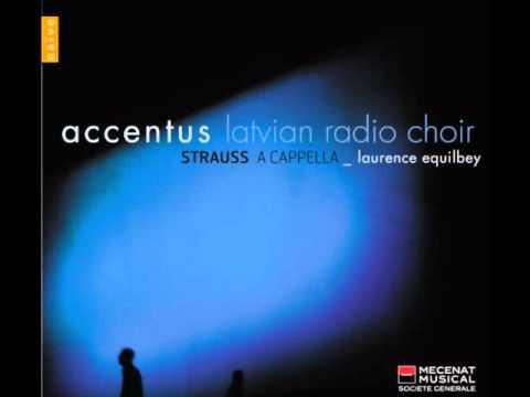 Richard Strauss: Zwei Gesänge: Hymne - Accentus