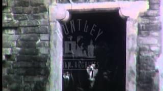 Bremen; Germany, 1930's - Film 1980