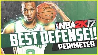 NBA 2K17 Defensive Tips: Perimeter Defense Tutorial