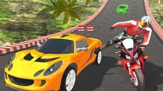 "World First (""Reverse Bike"") Racing Game On YouTube-: Awsm Reverse Racing Game"
