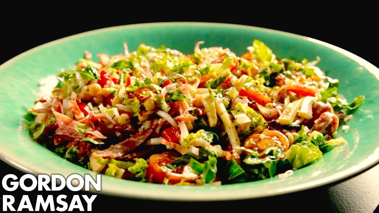 Download Gordon Ramsay's Salad Guide