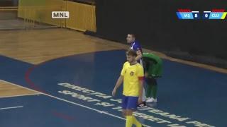 Futsal LIVE   Futsal Poli Iasi -  CFF Clujana Cluj-Napoca