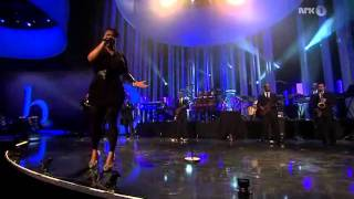 Jill Scott - Hate On Me, Live @ the Nobel Peace Prize Concert 2011