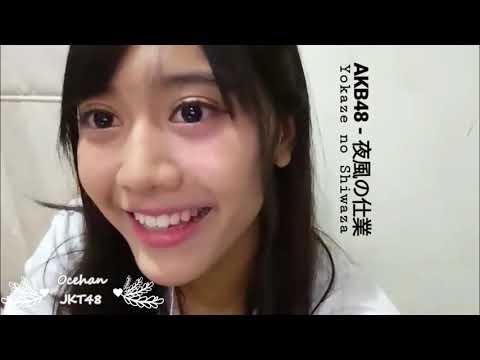 Devi JKT48 (AKB48 - Yokaze no Shiwaza)