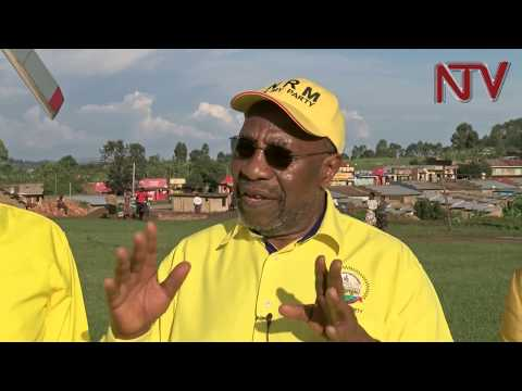 Kigezi region NRM district conferences have backed the age limit bill - Prime Minister Rugunda