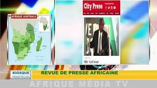 REVUE DE PRESSE : KIOSQUE PANAFRICAIN DU 15 10 2018