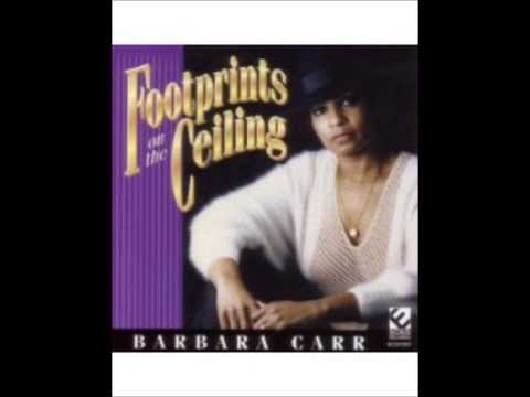 """Barbara Carr """"Foot Prints On the Ceiling"""""""
