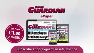 Subscribe to the Gorey Guardian ePaper