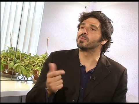 Interview avec Patrick Fiori (Интервью с Патриком Фьори)