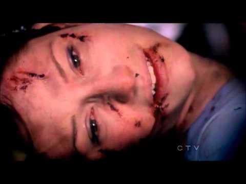 Grey's Anatomy 8x24 Lexie's death - YouTube