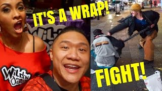 Wild N Out Cast Celebrates! | Drunk Bum Fight!