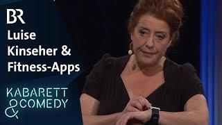 Luise Kinseher & die Fitness-App