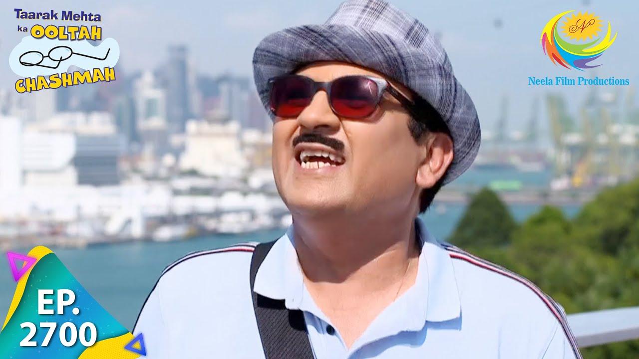 Download Taarak Mehta Ka Ooltah Chashmah - Episode 2700 - Full Episode