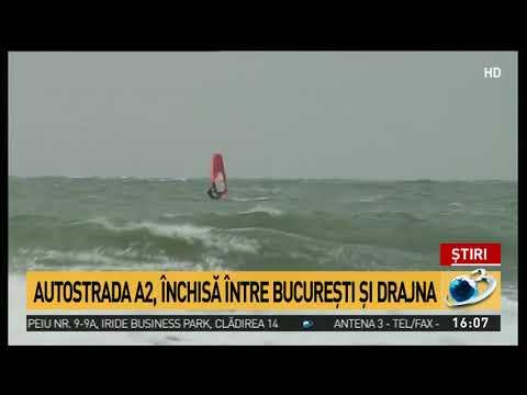 Vreme extremă în România