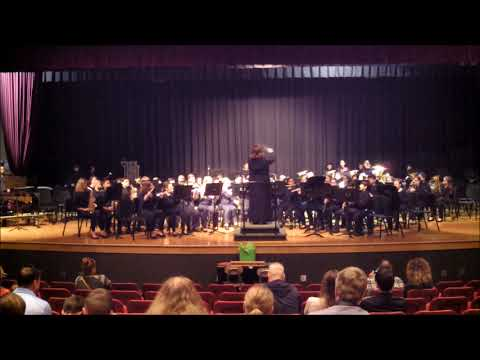 Rossview middle school band  Bringer of war