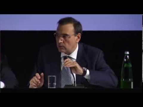 Confindustria Radio Televisioni - 1a Assemblea Generale - Presidente Rodolfo De Laurentis