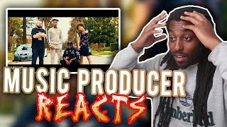 Music Producer Reacts to Deji x Jallow x Dax x Crypt  - Unforgivable KSI DISS TRACK