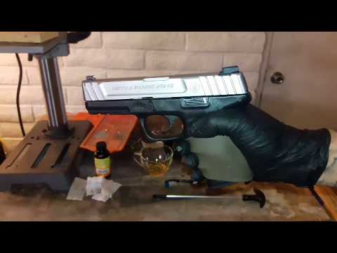 How to clean smith&Wesson SD9VE