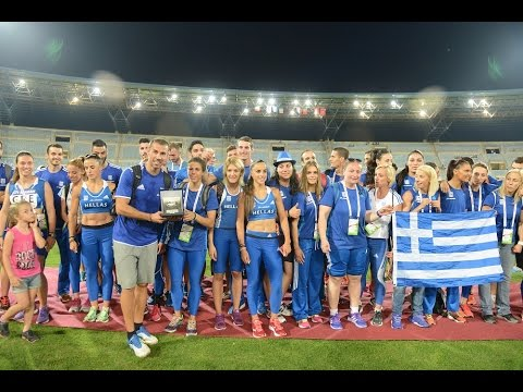 European Athletics Team Championships First League, Heraklion GRE, 2nd day 21 June 2015