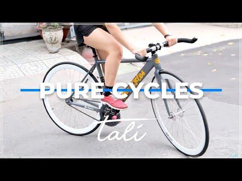 GIRL BIKE BUILD - CARSON - Pure Cycles // TALI Bike