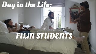 Day in the Life of a FILM Student