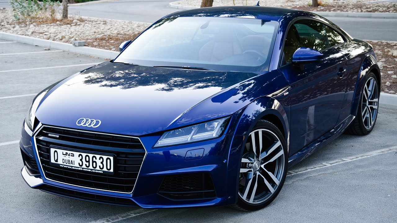 2015 Audi Tt Test Drive Youtube