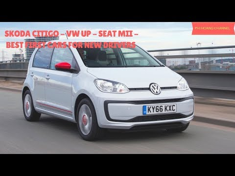 Best Car 2017 Skoda Citigo - VW up - SEAT Mii - Best First Cars For New Drivers [pictures].