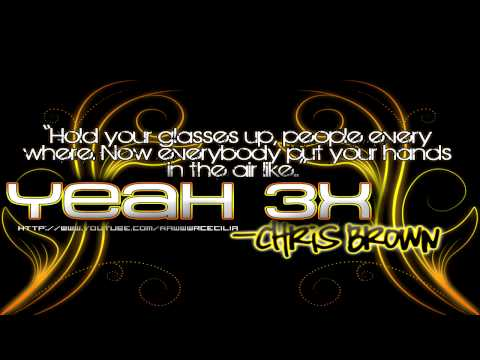 Yeah 3x - Chris Brown (download)