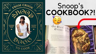 Snoop Dogg's Cookbook -- From Crook to Cook -- Tha Boss Dogg's Kitchen Review
