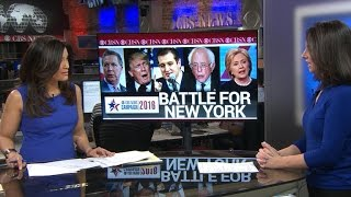 Will Hillary Clinton win Tuesday's New York primary?