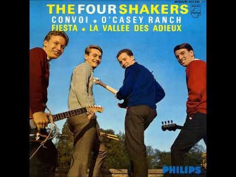 The Four Shakers - O'Casey Ranch (1963)