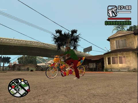 Tutorialcara Edit Motor Di Gta San Andreas