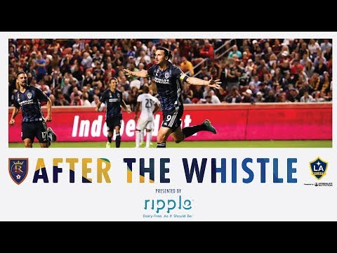 After the Whistle presented by Ripple Foods: Zlatan Ibrahimovic | Sept. 25, 2019