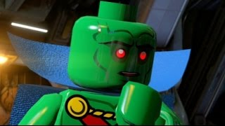LEGO Batman 3: Beyond Gotham - Walkthrough Part 3 - Space suits you, Sir!
