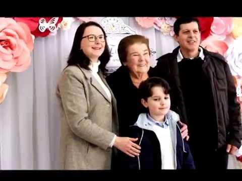 80 Anos Elza Grybose   2016